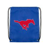Royal Drawstring Backpack-Secondary Mark
