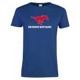 Ladies Royal T Shirt-RUNNINMUSTANG