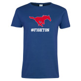 Ladies Royal T Shirt-FIGHTON