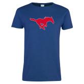 Ladies Royal T Shirt-Secondary Mark