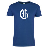 Ladies Royal T Shirt-Old English G