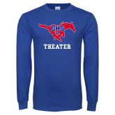 Royal Long Sleeve T Shirt-Theater