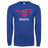 Royal Long Sleeve T Shirt-Debate