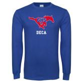 Royal Long Sleeve T Shirt-DECA