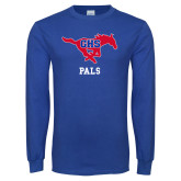 Royal Long Sleeve T Shirt-PALS
