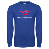 Royal Long Sleeve T Shirt-Oral Interpretation