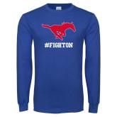 Royal Long Sleeve T Shirt-FIGHTON