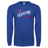 Royal Long Sleeve T Shirt-Grandpa Design
