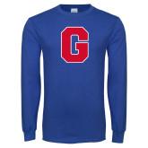 Royal Long Sleeve T Shirt-G
