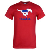 Red T Shirt-Theater