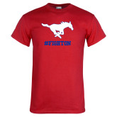 Red T Shirt-FIGHTON