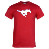 Red T Shirt-Secondary Mark