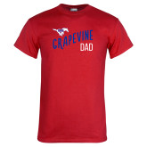 Red T Shirt-Dad Design