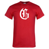 Red T Shirt-Old English G