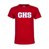 Youth Red T Shirt-GPV
