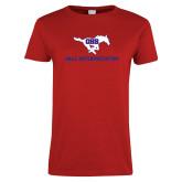 Ladies Red T Shirt-Oral Interpretation