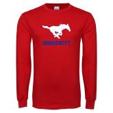 Red Long Sleeve T Shirt-GPVUNITY