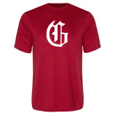 Performance Red Tee-Old English G