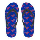 Full Color Flip Flops-Primary Mark