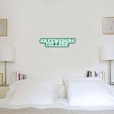 6 in x 2 ft Fan WallSkinz-Wordmark