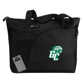 Excel Black Sport Utility Tote-GC w Lions