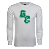 White Long Sleeve T Shirt-GC