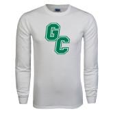 White Long Sleeve T Shirt-GC