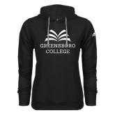 Adidas Climawarm Black Team Issue Hoodie-Greensboro College