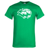 Kelly Green T Shirt-Lions