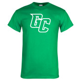 Kelly Green T Shirt-GC