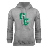 Grey Fleece Hoodie-GC