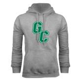 Grey Fleece Hoodie-GC