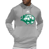 Adidas Grey Team Issue Hoodie-Lions