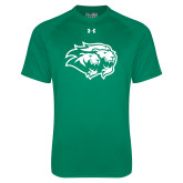 Under Armour Kelly Green Tech Tee-Lions