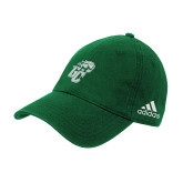 Adidas Kelly Green Slouch Unstructured Low Profile Hat-GC w Lions