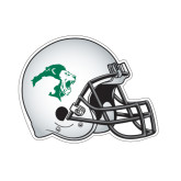 Football Helmet Magnet-Lion Head