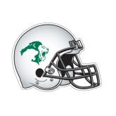 Football Helmet Magnet-Lion Head