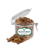 Deluxe Nut Medley Small Round Canister-Lions