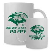 Full Color White Mug 15oz-Poppy