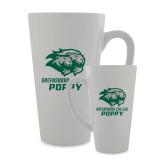Full Color Latte Mug 17oz-Poppy