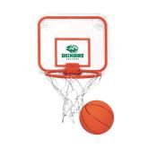 Mini Basketball & Hoop Set-Primary Mark