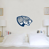 2 ft x 2 ft Fan WallSkinz-Jaguar Head