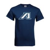Navy T Shirt-Victory A