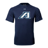 Under Armour Navy Tech Tee-Victory A
