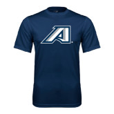 Performance Navy Tee-Victory A