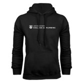 Black Fleece Hood-College of Nursing