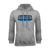 Grey Fleece Hoodie-Cheerleading