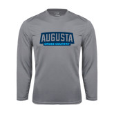 Performance Steel Longsleeve Shirt-Cross Country