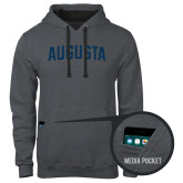 Contemporary Sofspun Charcoal Heather Hoodie-Augusta