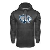 Under Armour Carbon Performance Sweats Team Hood-Jaguar Head